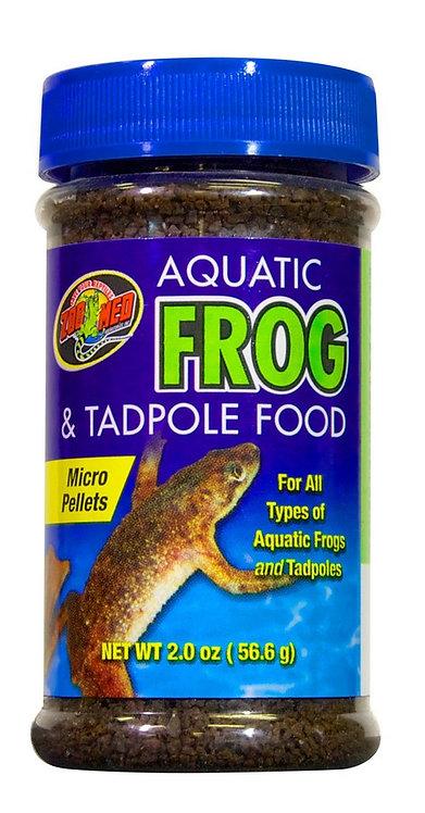 Zoo Med  Aquatic Frog & Tadpole Food 2oz