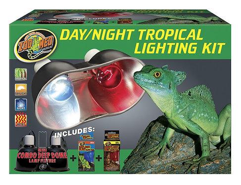 Zoo Med Daynight Tropical lighting Kit