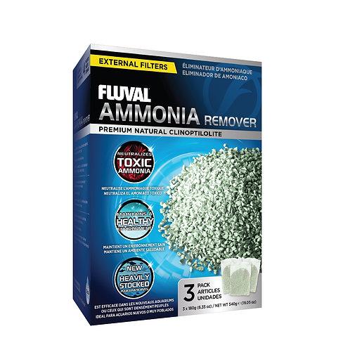 Fluval Ammonia Remover 3Pk x 180 g (6.3 oz)