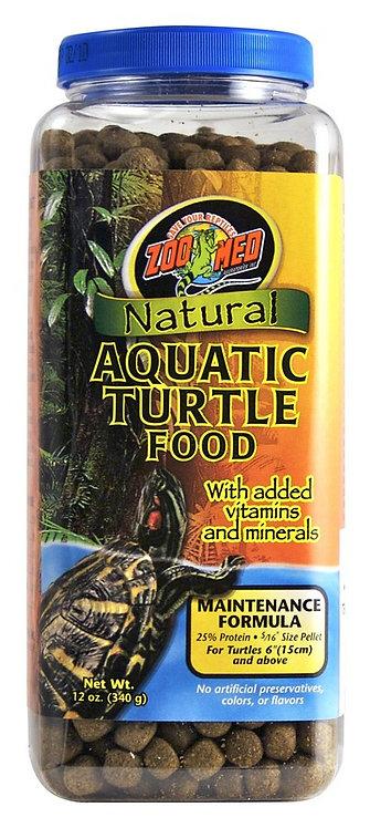 Zoo Med Natural Aquatic Turtle Food Maint Formula 12oz