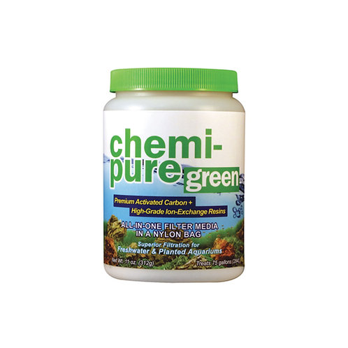 Chemi Pure Green 11oz Freshwater/Planted