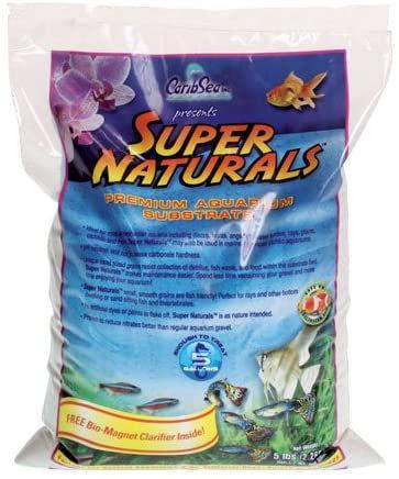 Super Naturals White Crystal River Sand 5 lb