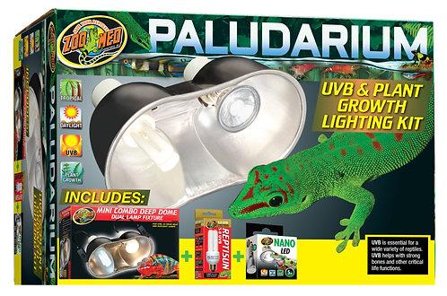 Zoo Med Paludarium UVB & Plant Grow Lighting Kit