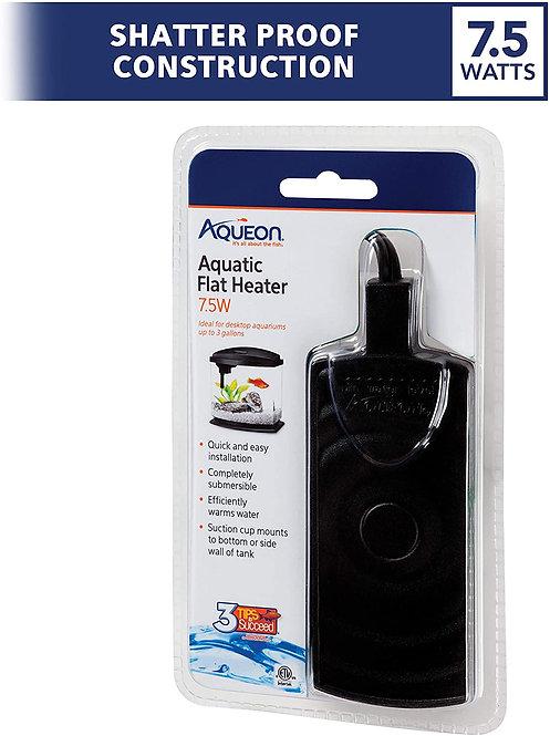 Aqueon Aquatic Flat Heater 7.5W Each