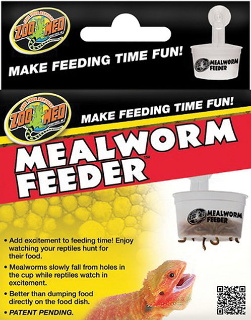 Zoo Med Mealworms Feeder