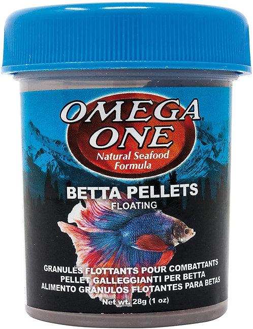 Omega One Betta Buffet Pellets 1oz