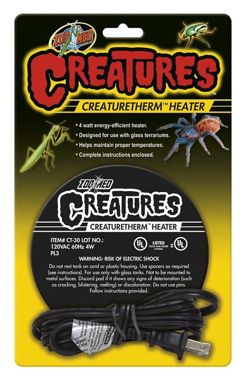 Zoo Med Creatures Therm Heater 4W