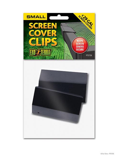 Exo Terra Screen Cover Clips