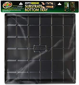 Zoo Med Reptibreeze Substrate Botton Tray