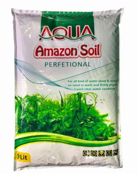 Aqua Amazon Soil 9L