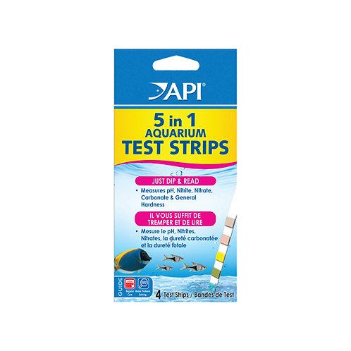 Api 5-In-1 Test Strips