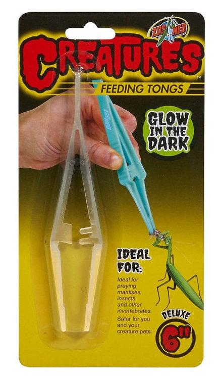 Zoo Med Creatures Glow In The Dark Tongs