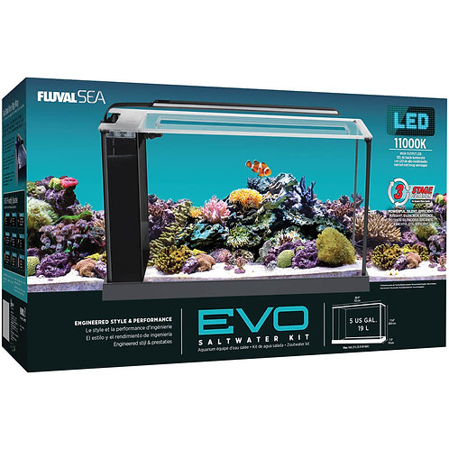 Fluval EVO Salt Water Kit