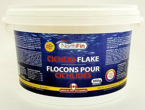 NorthFin Cichlid Flake 350g