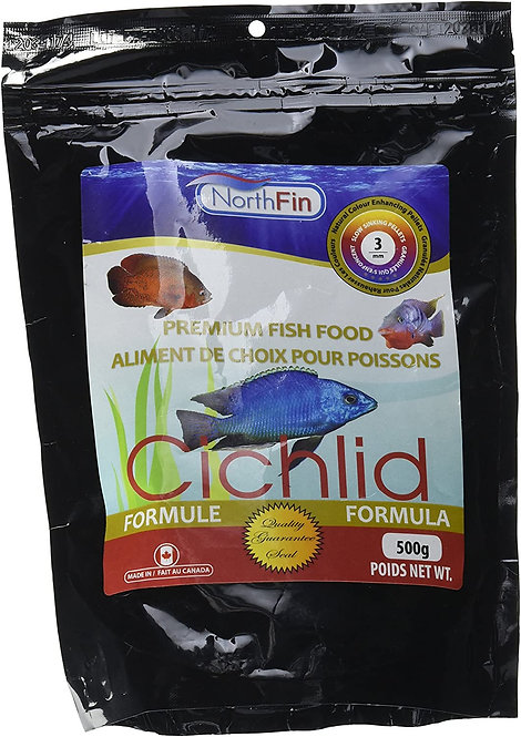 NorthFin Cichlid Formula 3mm