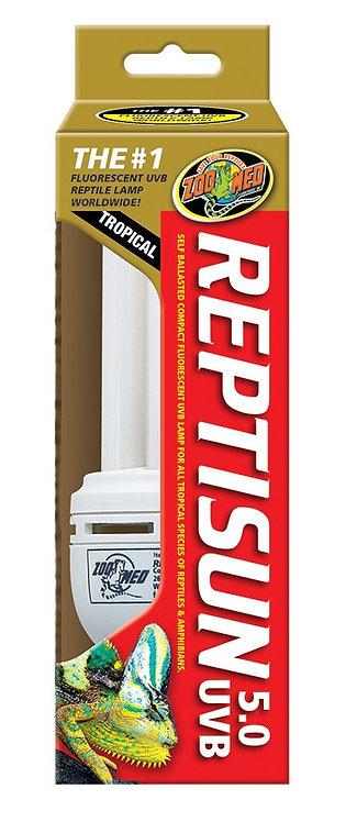 Zoo Med ReptiSun 5.0 Compact Flourescent