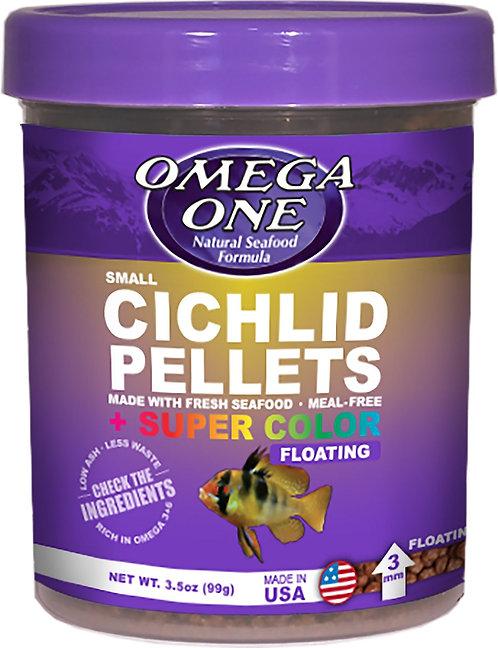 Omega One Cichlid Pellets
