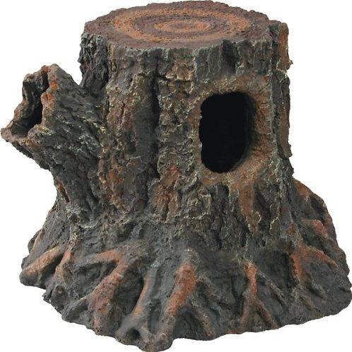 Zilla Basking Stump Den Medium