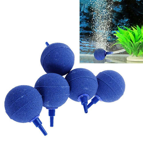 Spherical Blue Air Stone