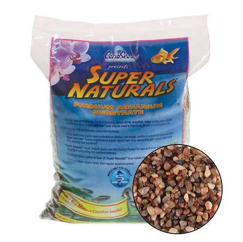 Super Naturals Brown Gravel 5 lb Super Naturals Brown Gravel 5 lb - Rio Grande