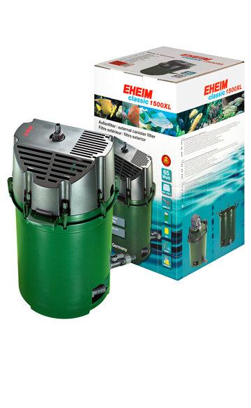 Eheim External Canister Filter 65W-1500XL