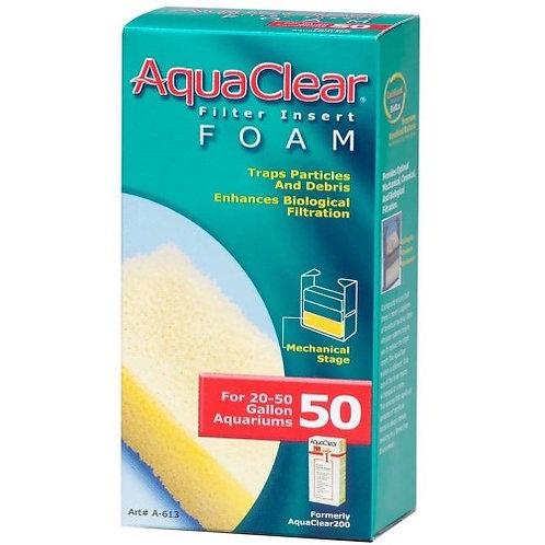 Aquaclear Filter Insert Foam 50