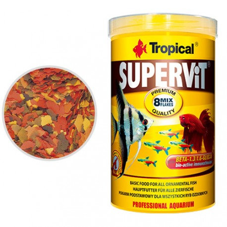 Tropical Supervit Flakes 240g