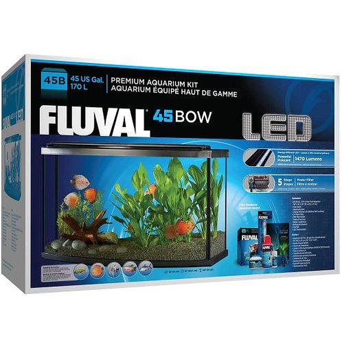 Fluval Bow Led Aquarium Premiun Kit 45 Gal
