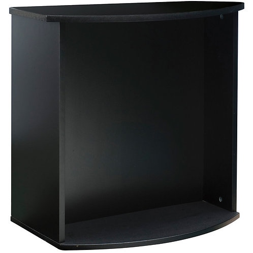 Fluval Bow Front Stand Black 63x35x66