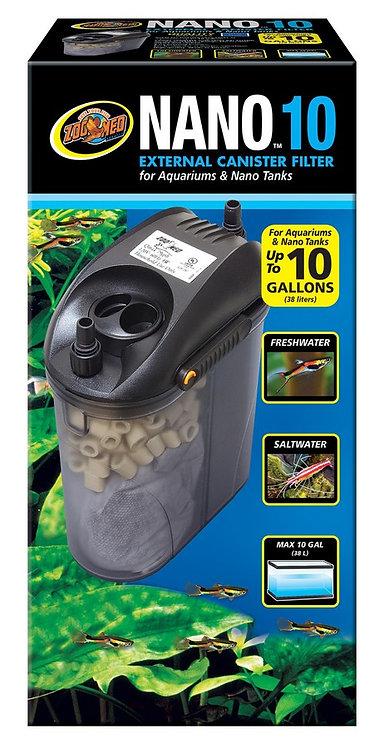Zoo Med Nano 10 Canister Filter