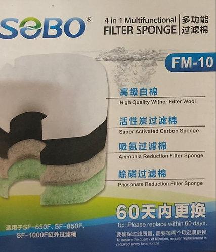 Sobo Filter Sponge FM-10