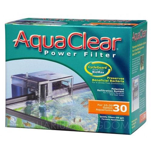 Aquaclear Power filtert 30 - 150 Gal