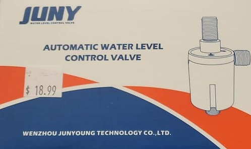Juny Water Level JYWS15