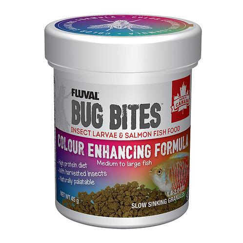 Fluval Bug Bites Colour Enhancing Formula M-L