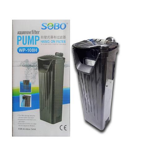 SOBO Aquarium Filter Pump WP-108H