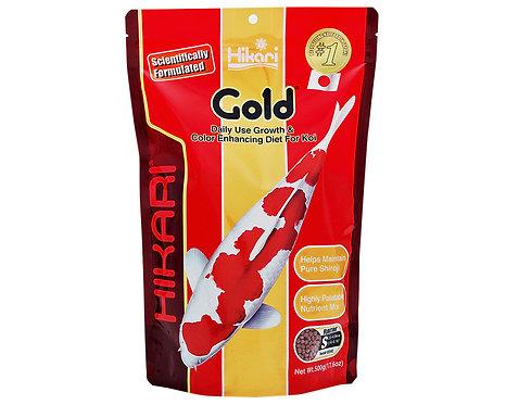 Hikari Koi Gold Pellets 17.6oz