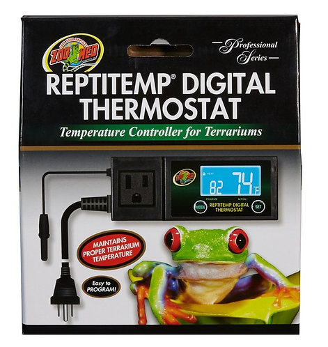 Zoo Med ReptiThemp Digital Thermostat