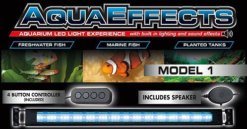 Zoo Med AquaEffects LED Model One - Aquarium Fixture