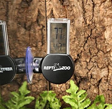 ReptiZoo Digital Thermo-Hygrometers