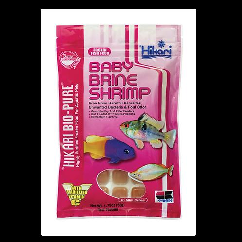Hikari Frozen Baby Brine Shrimp Cubes 1.75oz