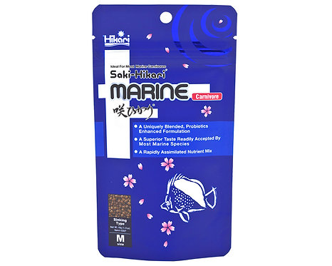 Saki Hikari Marine Carnivore Sinking Pellet 1.4oz
