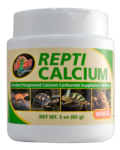 Zoo Med ReptiCalcium With D3