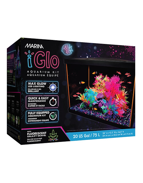Marina Iglo Aquarium Kit 20G