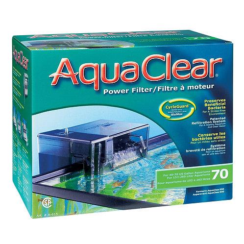 Aquaclear Power filter 70 - 300 Gal