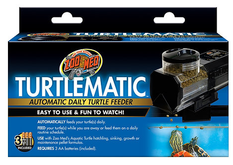 Zoo Med Turtlematic Auto Daily Turtle Feeder