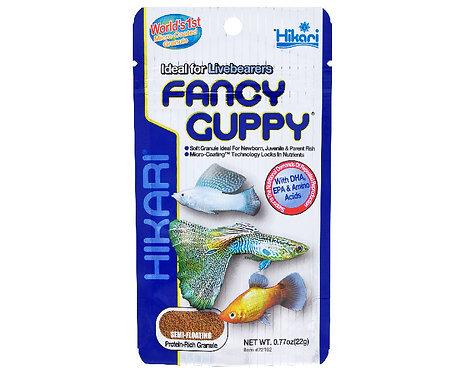 Hikari Tropical Fancy Guppy Microfood .77oz