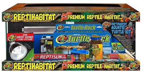 Zoo Med Aquatic Turtle Kit 20Gallon