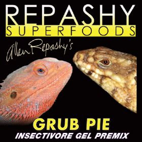 Repashy Superfoods Grub Pie