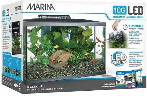 Marina Led Aquarium Kit 10g