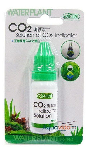 Ista Water Plant CO2 Solution for Indicator